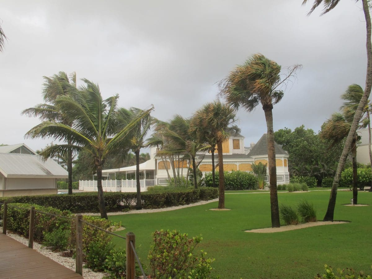 A Quick Hurricane Isaac Update From Sanibel Island, Florida